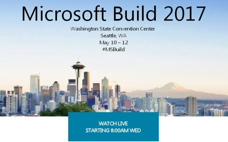 What to expect from Microsoft Build 2017?