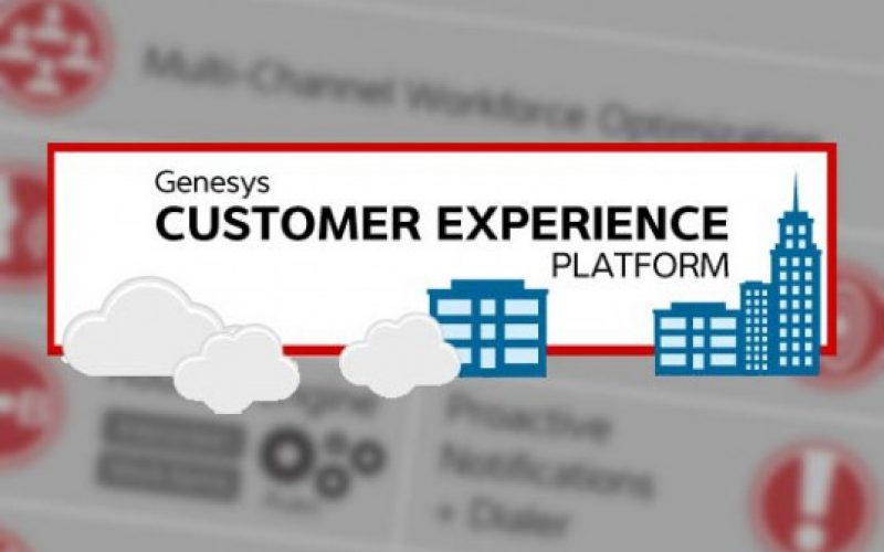 Genesys introduces new solutions for Customer Experience