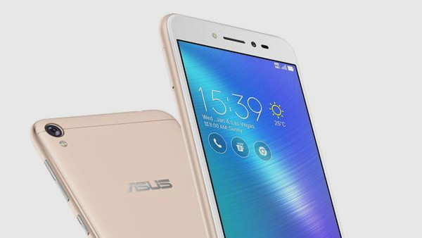 Asus ZenFone Live: Smartphone for Livestreams and Selfies