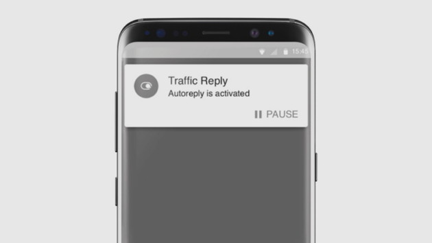 In-Traffic Reply: New app for automatic responses from the car