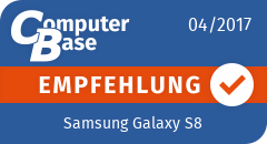 Computer base recommendation for Samsung Galaxy S8