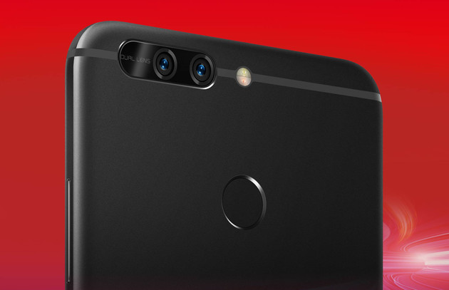Honor 8 Pro: dual camera with two times 12 megapixels