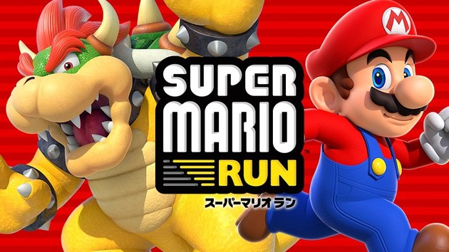 Nintendo: Super Mario run from 23 March available on Android