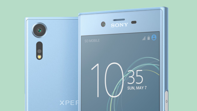 Sony Xperia XZs: New edition of the Xperia XZ with 960-FPS camera