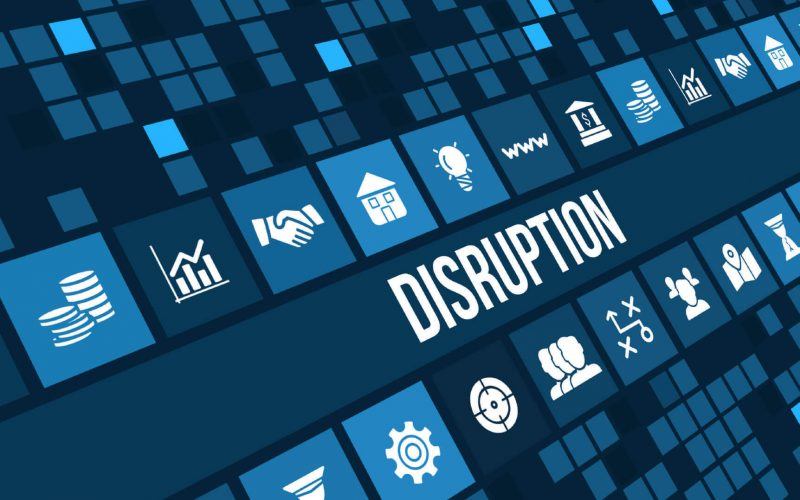 "The insurance against the risk ""digital disruption"""