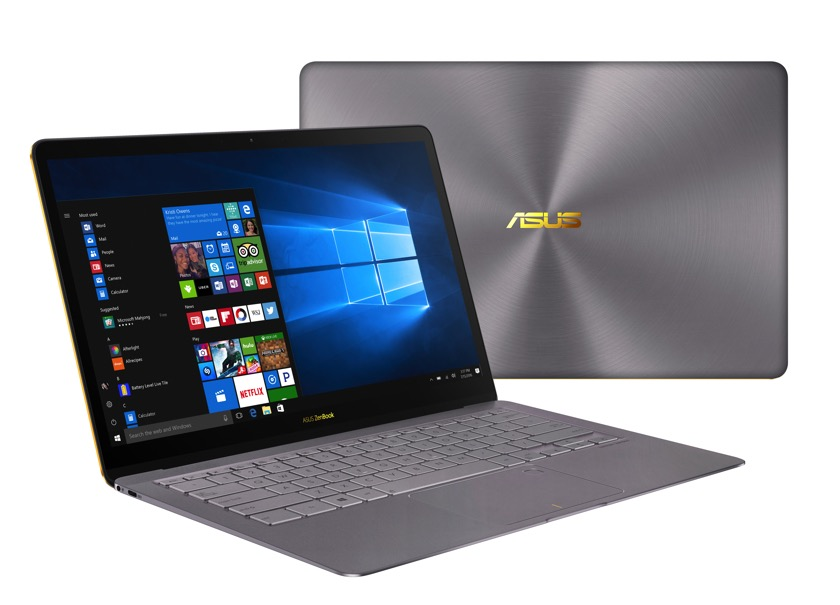 Asus ZenBook 3 Deluxe comes to Germany