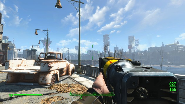 Free weekend: Bethesdas Fallout 4 free on Steam and Xbox
