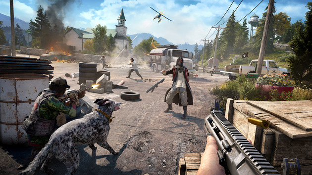 Far Cry 5: release trailer and date released
