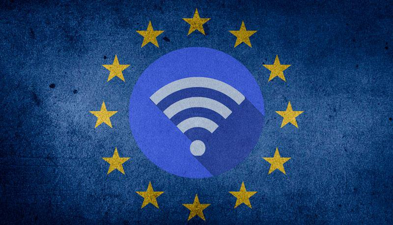 Free Internet in public places across Europe thanks to WiFi4Eu