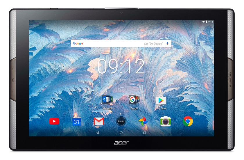 Acer is showing new tablets, Iconia Tab 10 and Iconia One 10