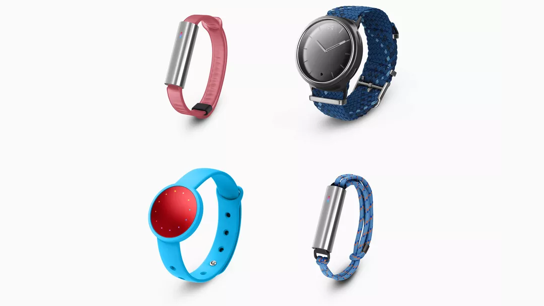 M.Y.Misfit allows users to customize their fitness tracker