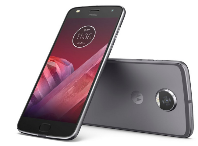 Moto Z2 Play manufacturers