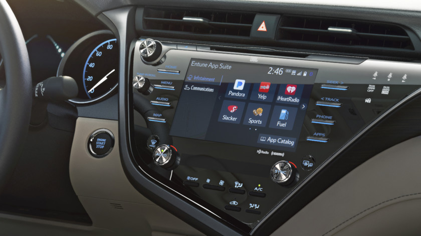 CarPlay or Android Auto? No, Toyota chooses a new Linux system