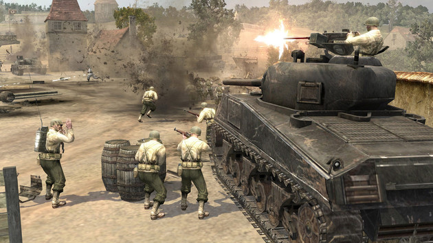 Company of Heroes: update brings Workshop support