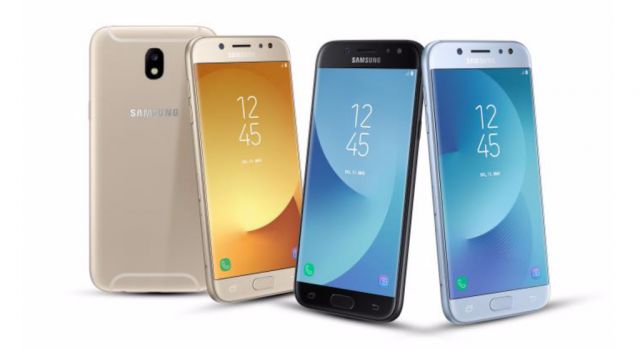 Samsung introduces its Galaxy J3, J5 and J7, mid-range smartphones with disparate features