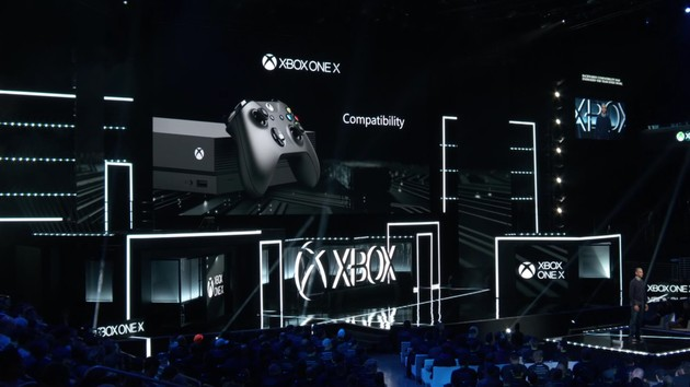 Microsoft Xbox One X: UHD console is released in November