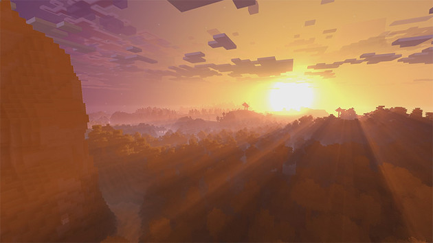 Minecraft: Cross-Platform Play and Super Duper graphics come