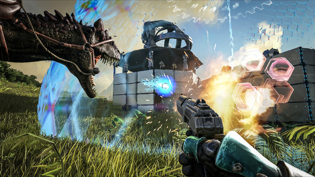 ARK: Survival Evolved: End of Early Access and Ragnarok-Mod as DLC
