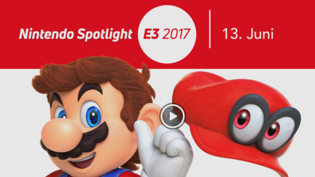 Nintendo at E3: Super Mario Odyssey, Pokémon RPG and Metroid 4