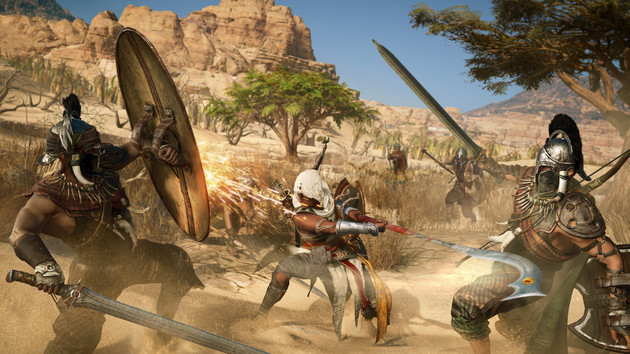 Assassin's Creed Origins: New setting promises major changes