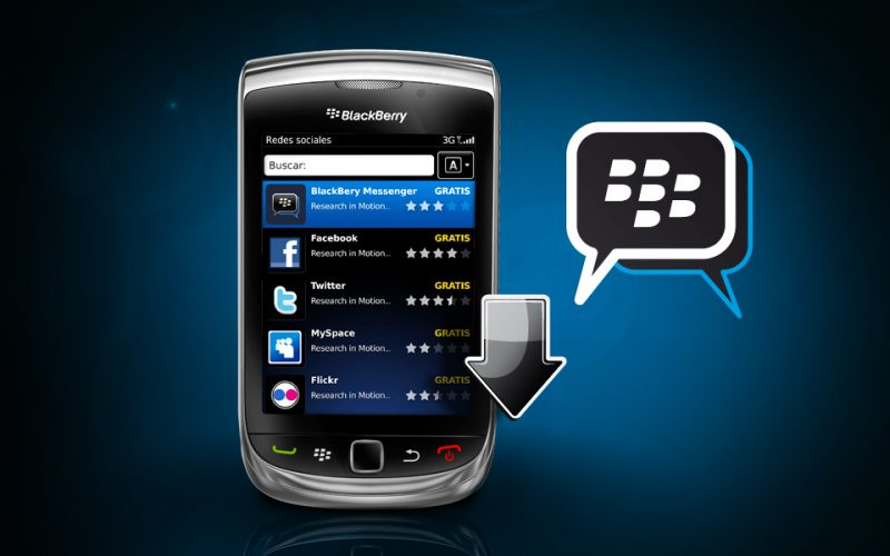 BlackBerry BBM dentro porta più iOS e Android