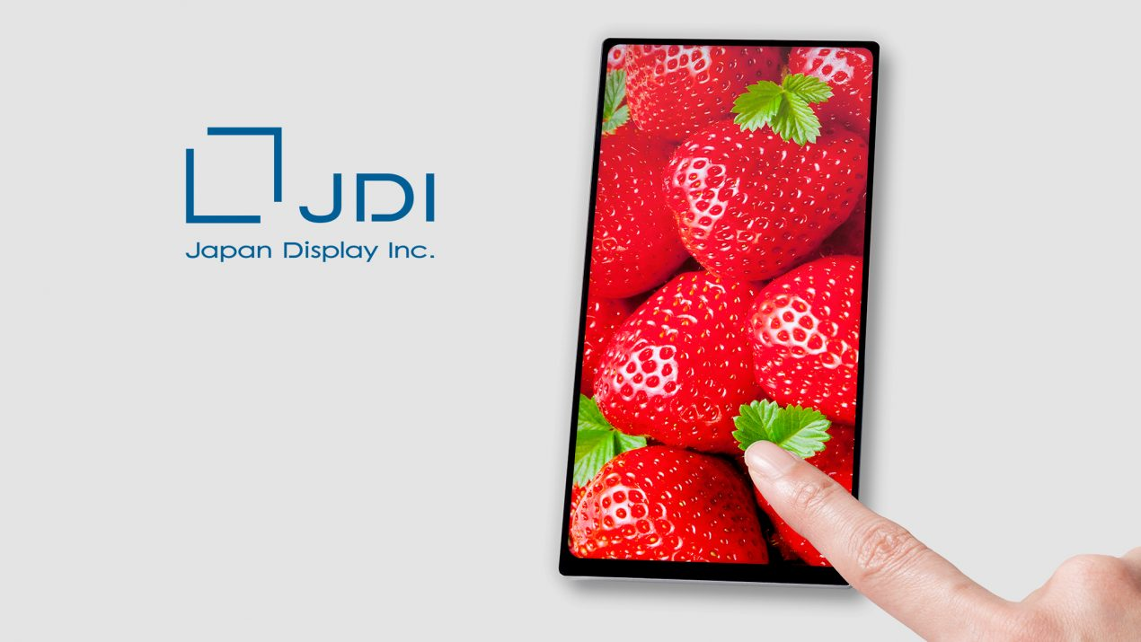 JDI has a 6-inch display with 18: 9 aspect ratio