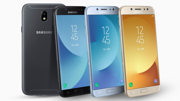 Galaxy J (2017): Samsung's new beginners cost 170 to 340 euros