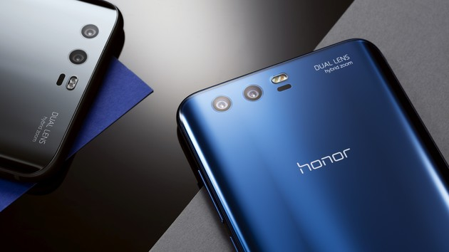 Honor 9: dual camera smartphone for 429 euros in Germany
