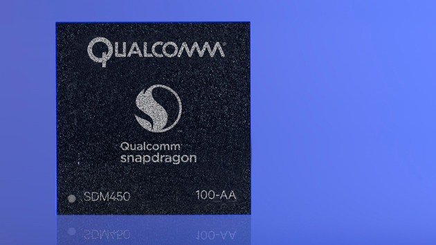 Snapdragon 450: Qualcomm brings 14 nm and more clock into ...