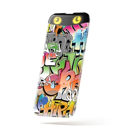HIPER Power bank EP6600 Graffiti