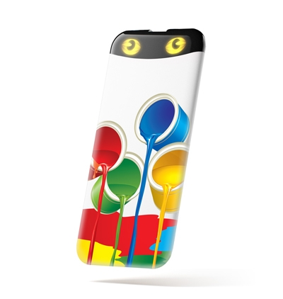 HIPER Power bank EP6600 Paints