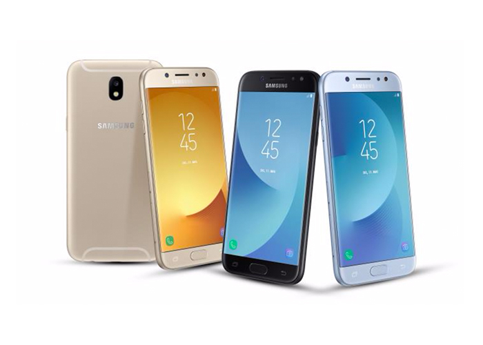 Samsung Galaxy J3, J5 and J7 2017