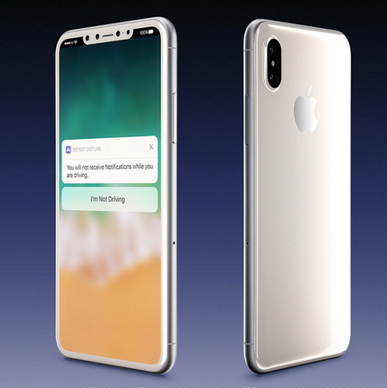 IPhone 8 in Weß Martin Hajek on Twitter