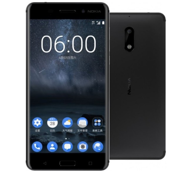 Nokia 6 image AndroidCentral