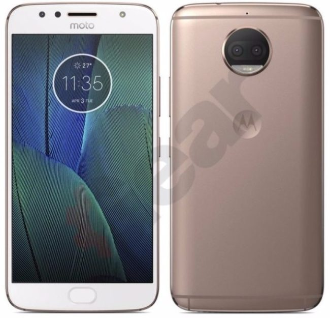 Alleged Moto G5S Plus image VentureBeat