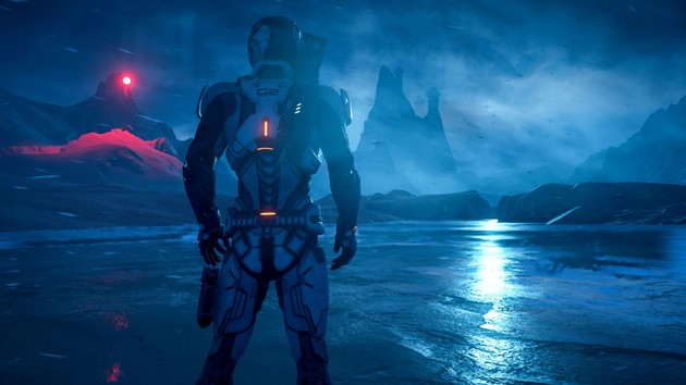 Mass Effect: Andromeda: Version 1.09 without copy protection Denuvo