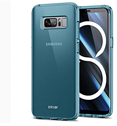 Galaxy Note 8 Case Olixar