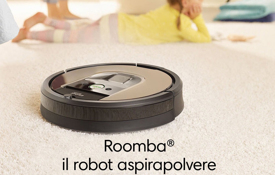 Roomba for tile floors