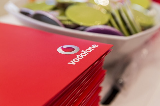 Vodafone network capacity