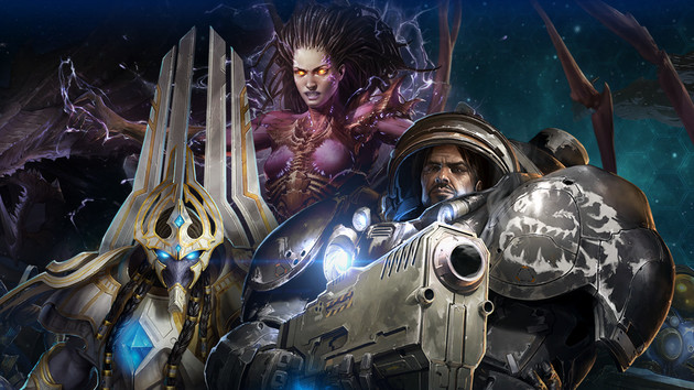 StarCraft 2 War Chest: Skinbundle for money to unlock