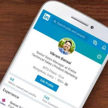 LinkedIn Lite: The app to find work in 1MB – Cubot Blog