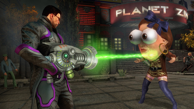 Humble Saints Row Bundle: Good coop games and bad shooter in the package
