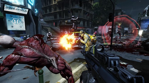 Porting: Killing Floor 2 from August on the Xbox One (X)