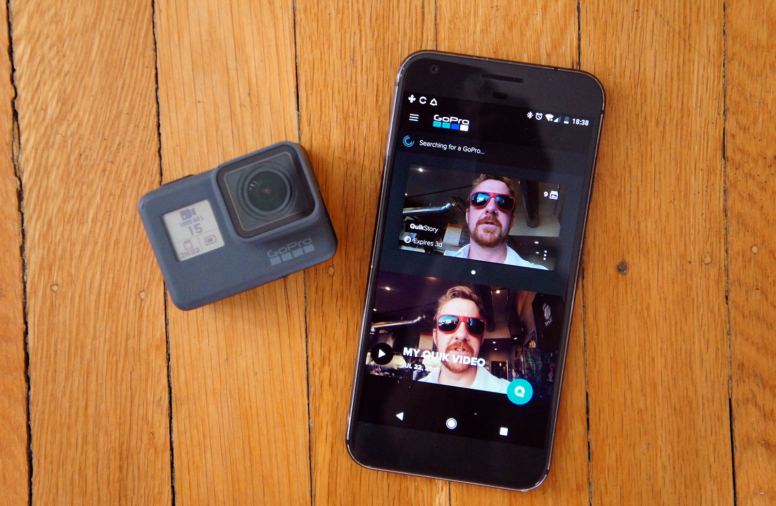 GoPro app gets instant movies with Quick Stories – Cubot Blog