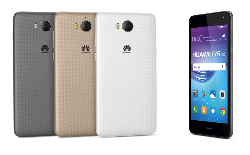 Starting today: Huawei Y6 2017 at Aldi – Cubot Blog