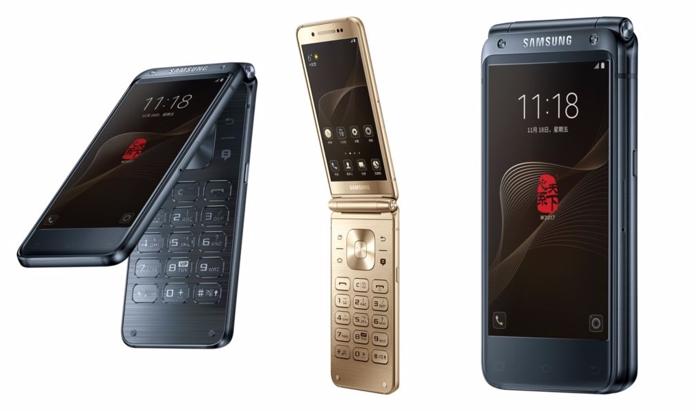sm w2018 samsung is preparing yet a clamshell phone as powerful as the galaxy s8 cubot blog