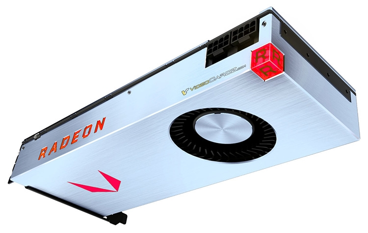 One possible design options Radeon RX Vega version videocardz.com
