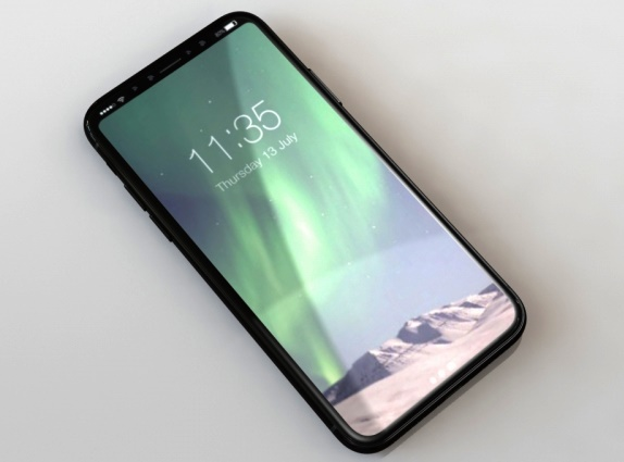 Mutmaßliches Apple iPhone 8 Bild Forbes