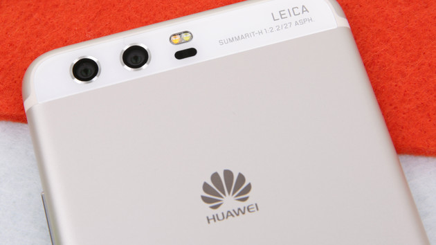 Vodafone: Huawei P10 and P10 Plus create 500 Mbps per LTE