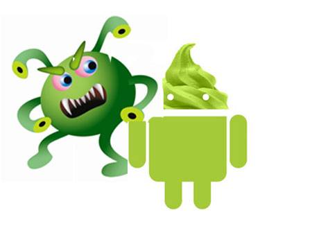Android security leak